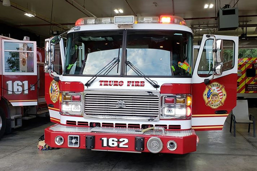 About Truro Township Fire Department