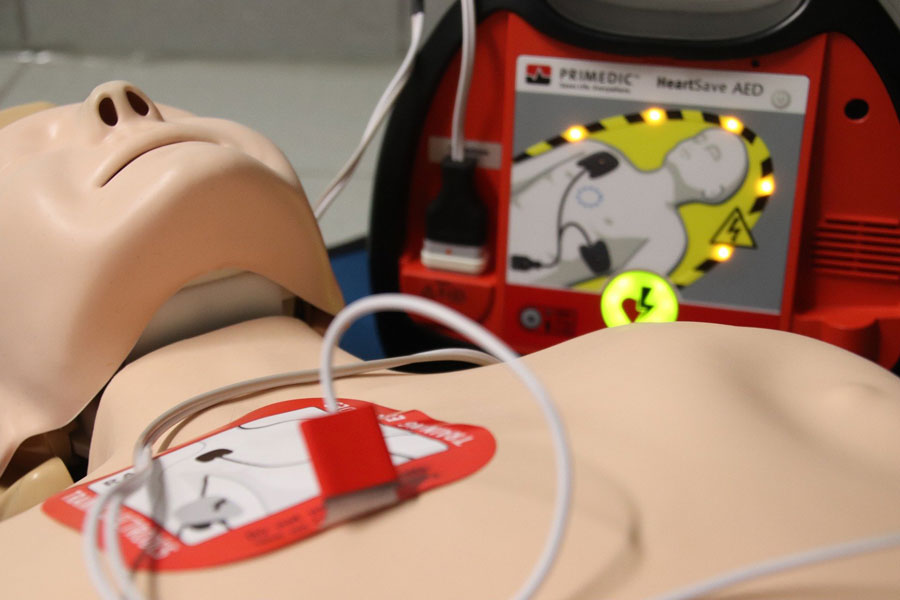 CPR AED Training Truro Township Fire Department