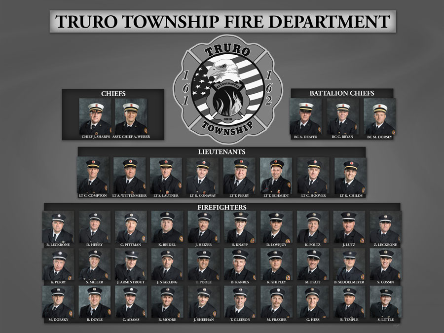 Truro Township Fire Department 2020